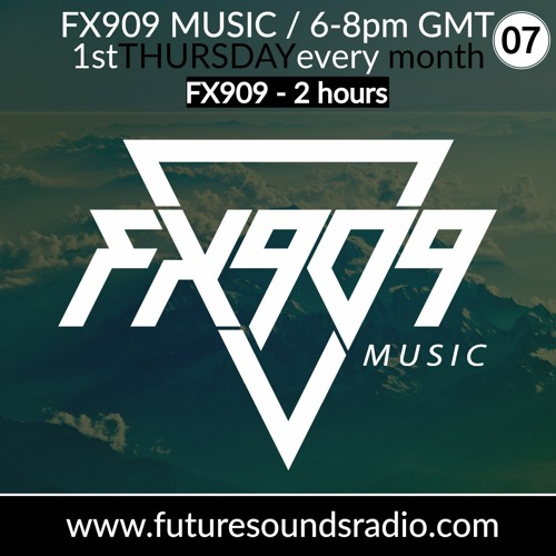 FX909 MUSIC RADIO SHOW - April 2021