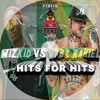 Download WIZKID Vs VYBZ KARTEL MIX, HITS FOR A HITS MIXED BY @DJTICKZZY  #NS10v10 Mp3