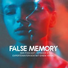 False Memory - Wenn die Therapie zur Lebensfalle wird - Episode #2