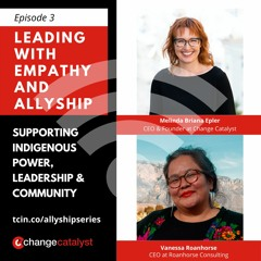 Supporting Indigenous Power & Leadership with Vanessa Roanhorse