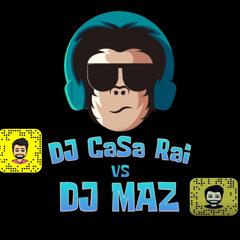 DJ MAZ Vs DJ CaSa Rai 2021 - بلقيس - حاله جديده + سعد المجرد - الوجه الثاني