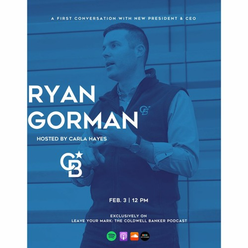 Ryan Gorman: Getting to Know Our New President & CEO
