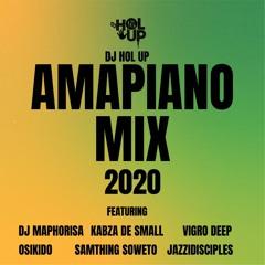 Amapiano Mix 2020 DJ Maphorisa, Kabza de Small, Vigro Deep, Jazzidisciples, Osikido