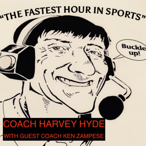 Harvey Hyde interviews Ken Zampese