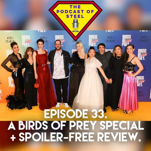 Episode 33- Adventures in London/ Meeting the BOP cast/Non-Spoiler Review and more!