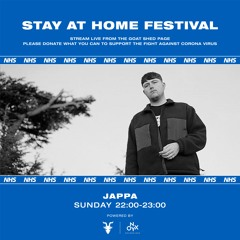 Jappa - Stay At Home Festival