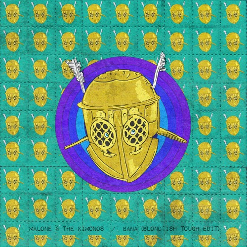 Malone & The Kimonos - Bana (BLOND:ISH Touch Edit) (ABRA018) [clip]