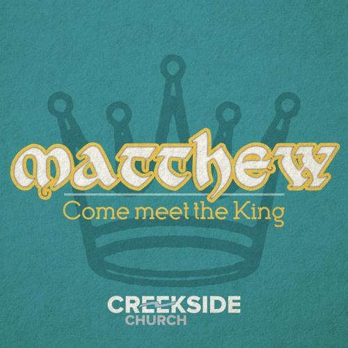 Matthew: Come Meet the King - Taking Aim at Temptation (Matthew 4:1-11)