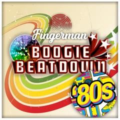 Fingerman's Boogie Beatdown 80's Edition (September 2021) (Part 2)