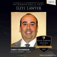 Corey Eschweiler Las Vegas Wrongful Death Attorney
