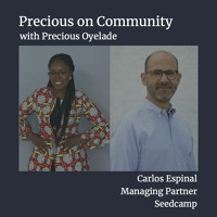 Introducing Precious on Community: What does community mean?