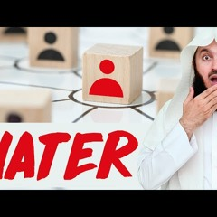 How to deal with hate on Social Media - Mufti Menk