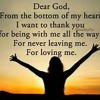 LWBC SINGING - 9/20/2020 - Thank You For Being God