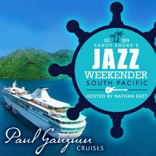 Sandy Shore's Jazz Weekender South Pacific hosted by Nathan East