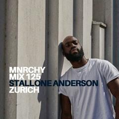 Mix 125: Stallone Anderson (Zurich, Switzerland)