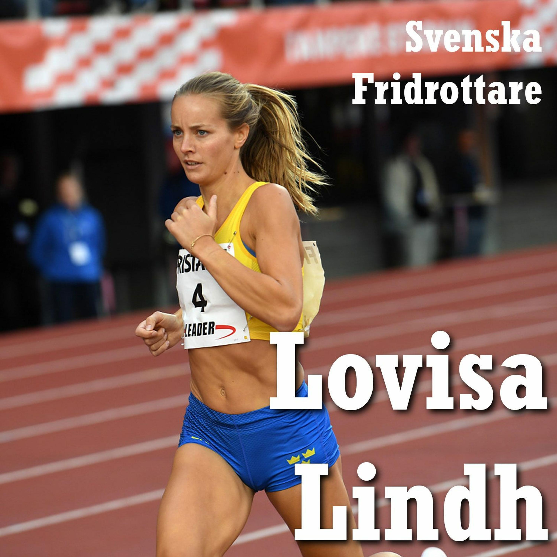 23. Svenska Friidrottare - Lovisa Lindh