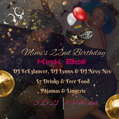 Mimi's Kink Ball 2021 (with DJ Woye)