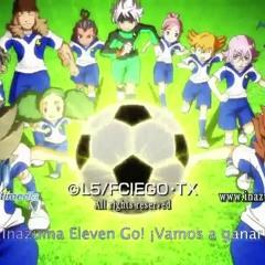 Inazuma Eleven Go Galaxy Opening 1 Castellano