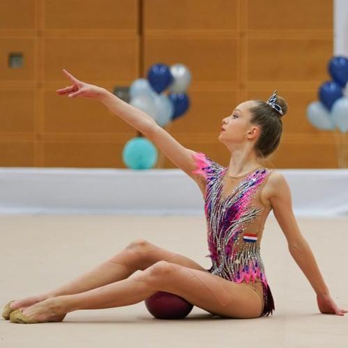 Ritmisch gymnaste Lauren Bischot is Talent van de Maand! - ALLsportsradio LIVE! 1 oktober 2021