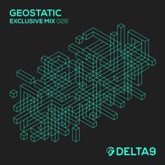Geostatic - Exclusive Mix 026