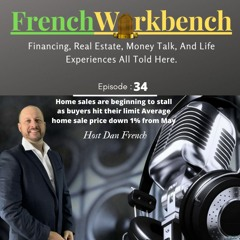 Ep#34 French Workbench- Home sales are beginning to stall as buyers hit their limit
