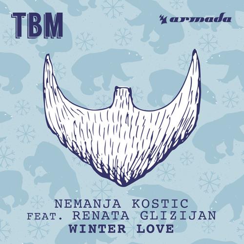 Nemanja Kostic feat. Renata Glizijan - Winter Love (Original Mix)
