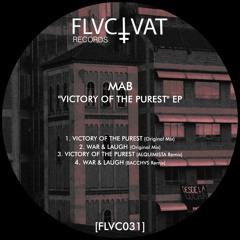 [PREMIERE] Mab - War & Laugh (BACCHVS Remix) [FLVC031]
