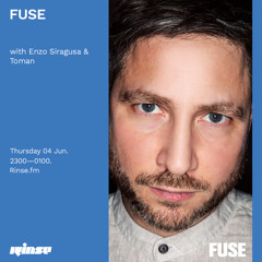 FUSE with Enzo Siragusa & Toman - 04 June 2020