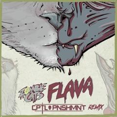 Zombie Cats - Flava (CPTL PNSHMNT Remix)