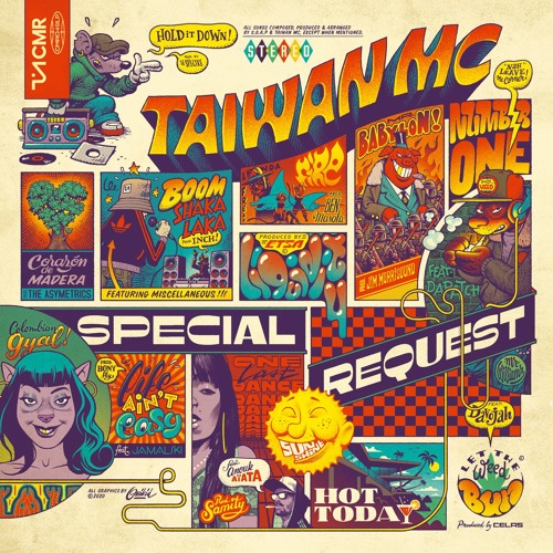 Taiwan MC - Special Request - Oct 2020
