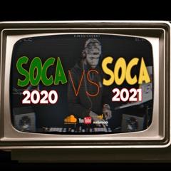 SOCA 2020 VS SOCA 2021 MIX