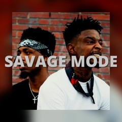 """Savage Mode"" 21 Savage X Metro Boomin Type Beat Prod AstroNomixs"