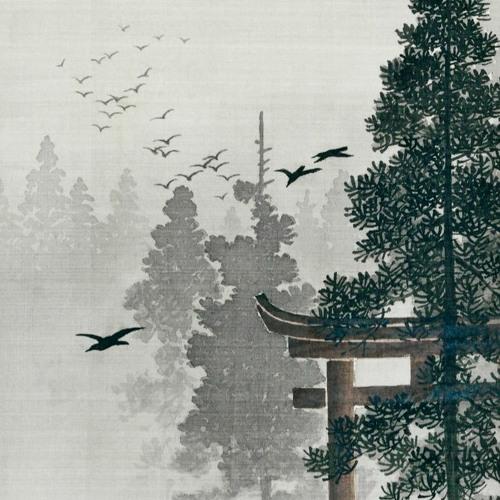 """[女声合唱&マリンバ] 月よみの森 - 新古今和歌集より/ """"The Forest of Moon"""" Prayers to Japanese God by ancient poems"""