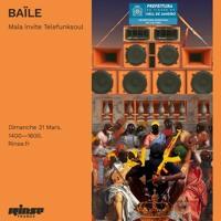 BAILE #32 RinseFR  DJ MAIA Invite TELEFUNKSOUL - Lockdown SET MIX Bahia Bass,  March,2021