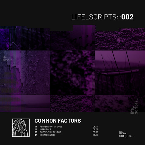 PREMIERE: Common Factors - Escape Hatch [Life Scripts]