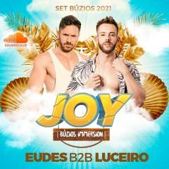 Luceiro B2B Eudes - Joy - Búzios Immersion