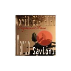 April 21, 2020 Improvised Piano by Mario Savioni