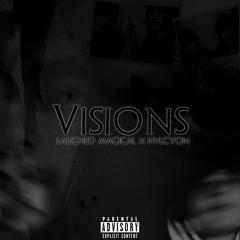 Laughed Magical X HVLCYON - Explicit Visions Feat. Explicit (prod. By Griesgrammar)