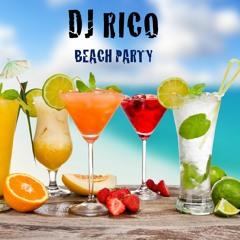 DJ RICO BEACH PARTY VOL 3 (DJ RICO)