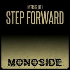 Hybridz (IT) - STEP FORWARD // MS160