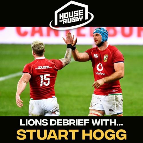 Lions Tour debrief with Seán, Alex, Stuart Hogg, Adam Jones and Schalk Brits