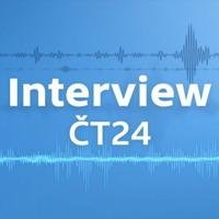 Interview ČT24 - Tomáš Břínek (9. 5. 2021)