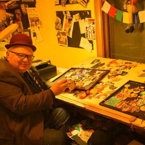 Ep. 35: The Toonsmith: Dave Mruz, Minnesota's Cartooning Historian