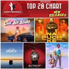 SimplyBhangra.com #Bhangra TOP 20 - Week Commencing 26.09.2021 - NEW ENTRIES