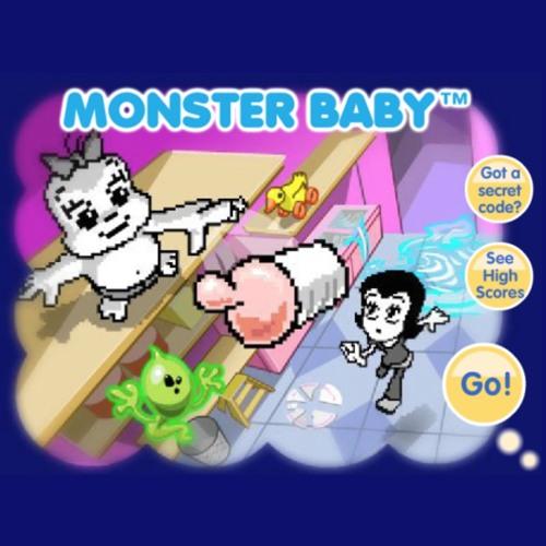 Pixel Chix Monster Baby 1
