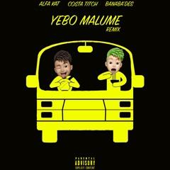 Alfa Kat - Malume Remix Ft Costa Titch & Bana Ba Des