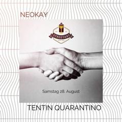 neokay b2b Tentin Quarantino @ Streetart Bar Nuremberg, 2021-08-28