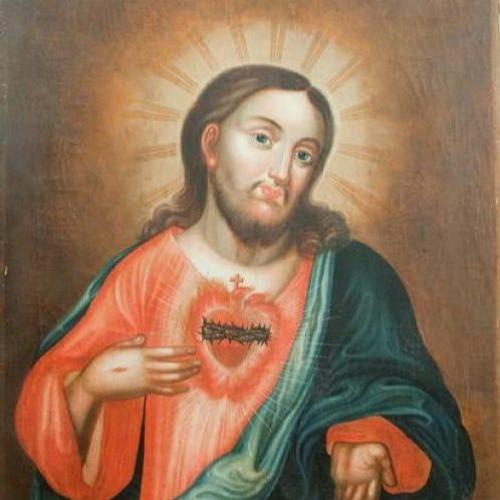 Herz Jesu: der Sohn Gottes hat ein Herz aus Fleisch und Blut - Audio-Betrachtung