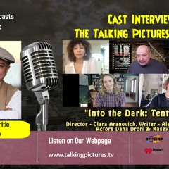 Cast and Director Interview for Into the Dark: Tentacles