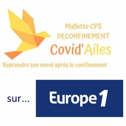 La mallette Covid'Ailes sur Europe 1 !
